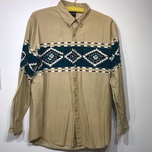 Vintage Roper Long Sleeve Shirt